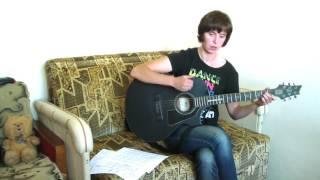 №6  Бой на гитаре для начинающих  Как играть боем на гитаре  Уроки игры на гитаре