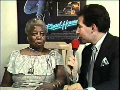 Butterfly McQueen-- Gone with the-----RARE Interview