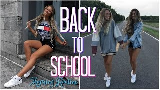 Get Ready With Me // School Morning
