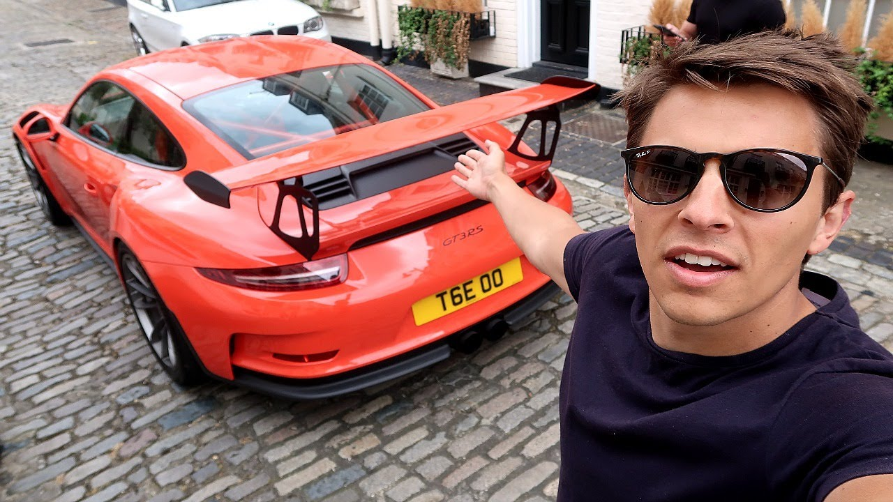 NOW I WANT TO BUY A PORSCHE GT3 RS!! - YouTube