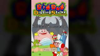 Dig Dug: Digging Strike (NDS) | Playthrough / Royalty-Free