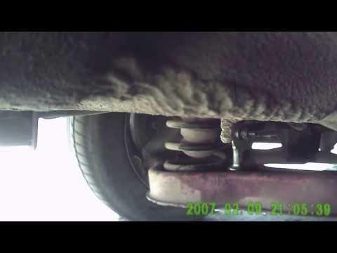 Форд Мондео 1 93-96 Задняя подвеска