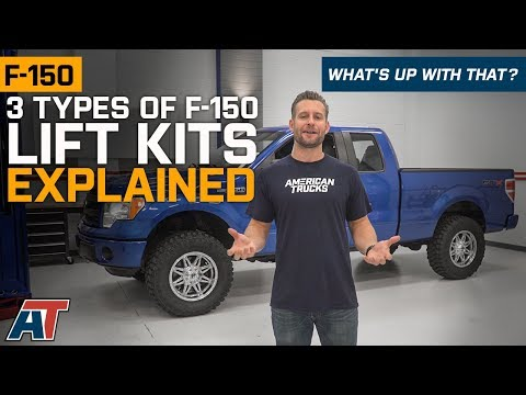Ford F150 Lift Kits | Which Type Is Right For Your Truck? - What's Up With That?