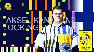"""Aksel Kankaanranta - LOOKING BACK (EUROVISION 2020 - FINLAND) (PRO MIDI REMAKE) - """"in the style of"""""""