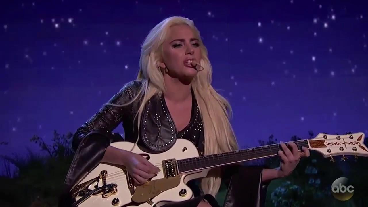 Download Lady Gaga - Million Reasons Live at AMA's 2016