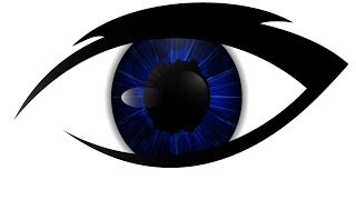 Как нарисовать глаз в Adobe Illustrator \ Уроки по Adobe illustrator \ Julia Rose
