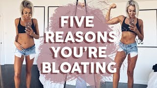reduce bloating