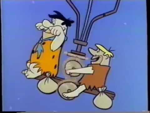 The Flintstones Home Videos (1960) Teaser (VHS Capture)
