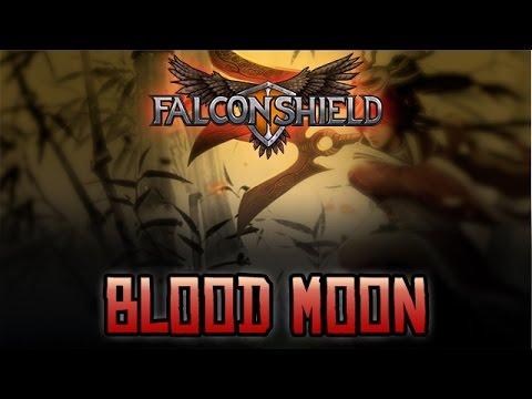 Falconshield - Blood Moon feat. Nicki Taylor & Annchirisu (Original LoL song)