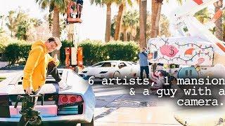 6 ARTISTS, 1 VEGAS MANSION. IT'S GONNA HAPPEN?