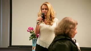 Gail Thackray -  at the New Life Expo NY 2013