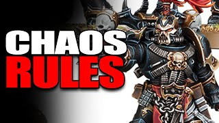 New Chaos Rules Looking Real Good: Episode 188