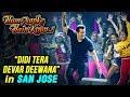 Dabangg Tour : Salman Khan Recreates Didi Tera Devar Deewana In San Jose