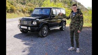 Новый Гелик Задал Жару! Тест-Драйв И Обзор Mercedes-Benz G-Class 2018