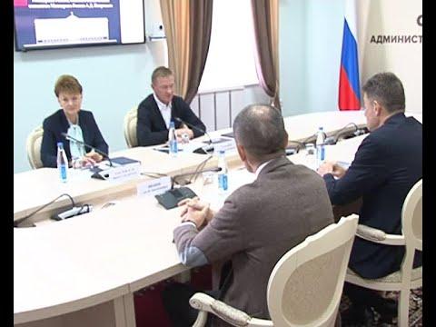 В Курск приехал главный онколог страны Андрей Каприн