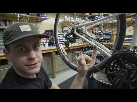 Quick Tips with Nick! How to Clean a Dirty Bicycle Chain