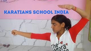 Karate girl India 2