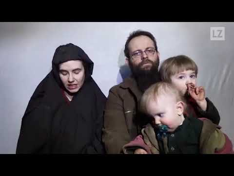 American Family Freed from Militants