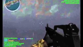 Red Crucible 2  como carajaro se baja de un helicoptero