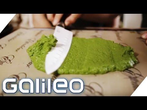 Sushi ohne Reis - Die Food Trends von morgen | Galileo | ProSieben