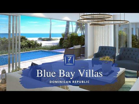 Beachfront Homes for Sale in the Dominican Republic - Blue Bay Villas
