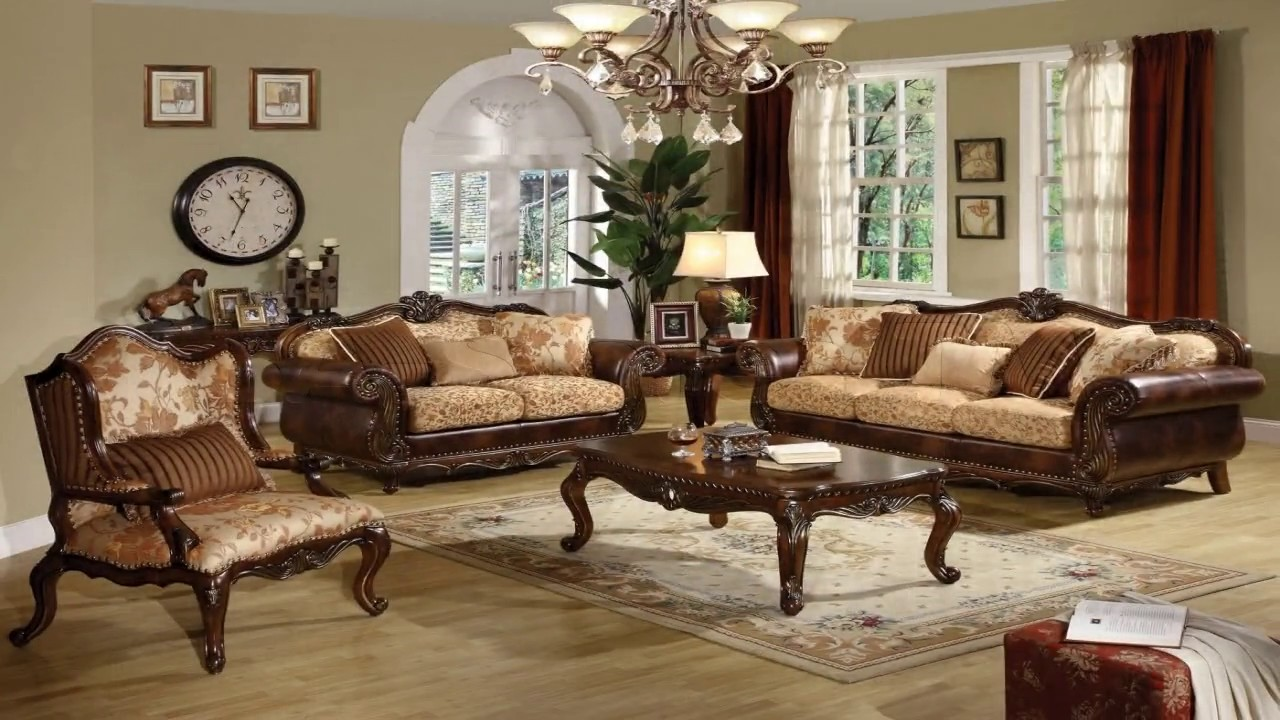 Brown Living Room Creative Ideas To Decorate With Brown Youtube