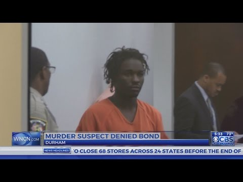 Durham man accused of killing girlfriend denied bond