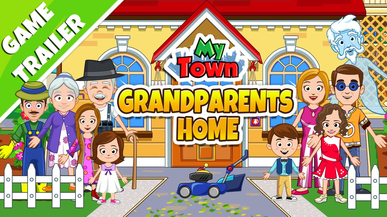 My Town  Grandparents   apk free download on android