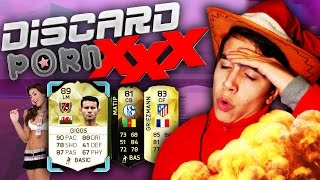 FIFA 16 | DISCARD PORN PACK CHALLENGE - OMG! 85 RATE