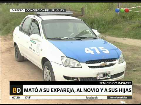 Masacre en Concepción del Uruguay – Telefe Noticias