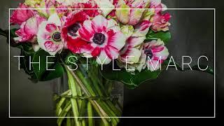 Valentine's Day Anemone Floral Design Tutorial