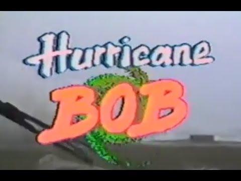 Hurricane Bob - Mattapoisett, MA - August 19, 1991