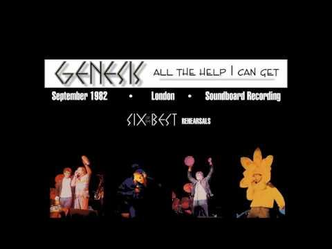 Genesis -  Reunion 1982 Ensayos