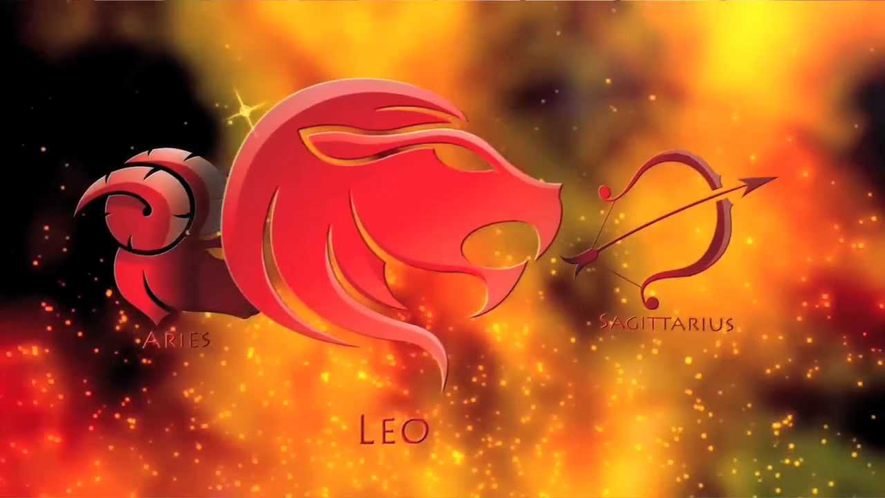 Astrology by Zodiac Sign: Aries, Leo, Sagittarius