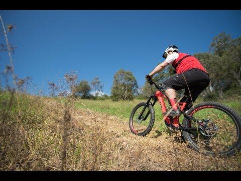 VIDEO: Australia's first e-mtb race - Mountain Biking Australia magazine
