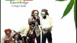 Knowledge - Congo man