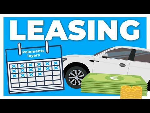 Leasing automobile : Tout savoir sur la LOA et la LLD ✅