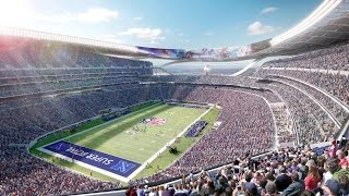 NFL Stadium proposal for Los Angeles