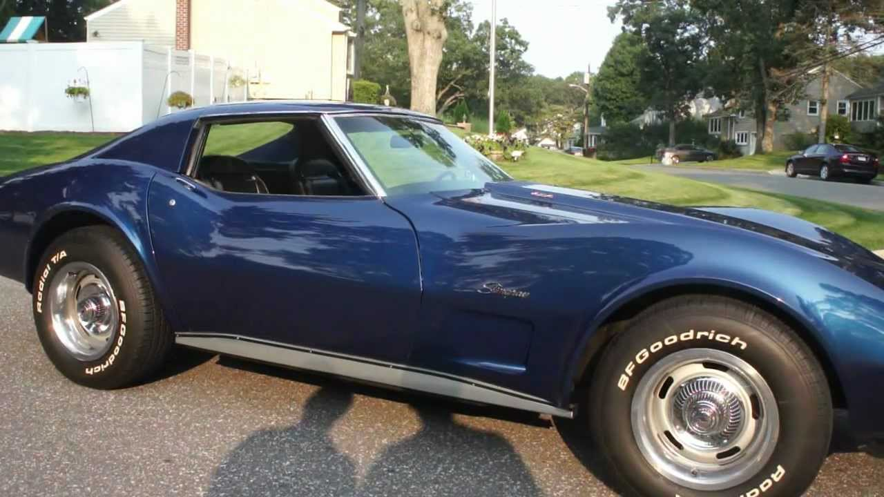 1973 chevrolet corvette for sale big block 454 ls4 air conditioning. Cars Review. Best American Auto & Cars Review