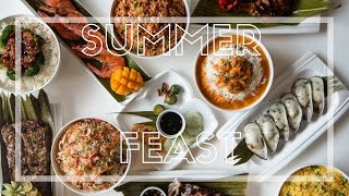 Summer Feast & Cocktails at Misto Seda Abreeza || Busyqueenphils Food Guide