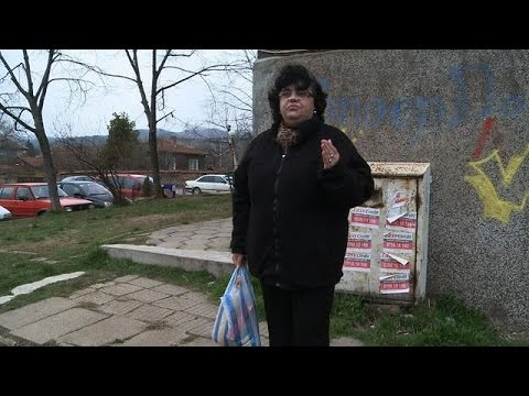Bulgaria's working poor struggle to make ends meet