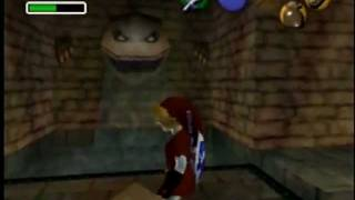 OoT: Bottom of the Well as an adult with WW