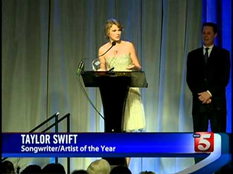 Taylor Swift NSAI Songwriter of the Year