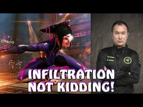 SFV - Infiltration Is Not Kidding!