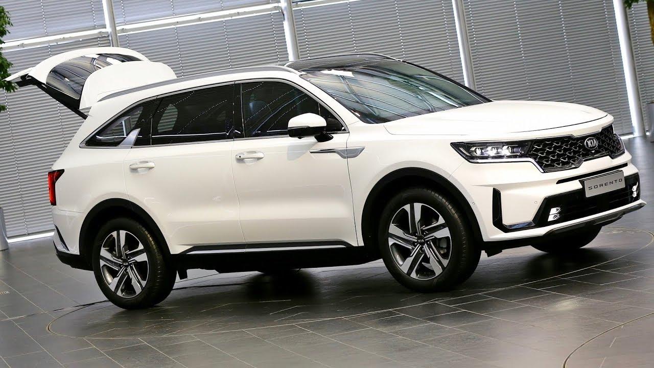 Kia Sorento - SUV gia đình hạng sang