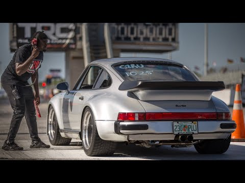 707HP Air Cooled Porsche 911 Turbo - A Porsche Lover