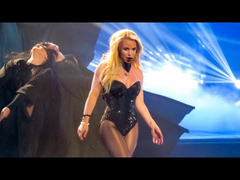 Britney Spears  Ba One More Time Oops I Did It Again  From Las Vegas Piece of Me Show