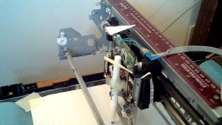 Hacked Cnc Printer Plotter.3gp