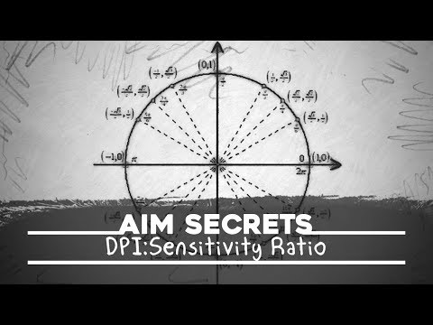 Aim Secrets: The DPI to Sensitivity Ratio