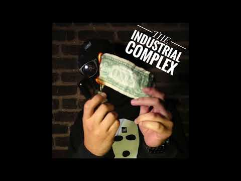Alain The Don - The Industrial Complex (Full Instrumental Album)